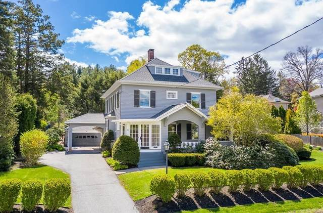 29 Morton Street, Andover, MA 01810 (MLS #72660317) :: The Duffy Home Selling Team