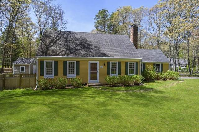 129 Richardson Rd, Barnstable, MA 02632 (MLS #72660321) :: Trust Realty One
