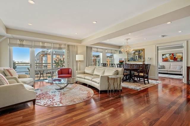 2 Battery Wharf #2404, Boston, MA 02109 (MLS #72660361) :: The Duffy Home Selling Team