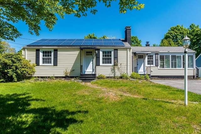 8 Woodlawn Dr, Millis, MA 02054 (MLS #72660415) :: Trust Realty One