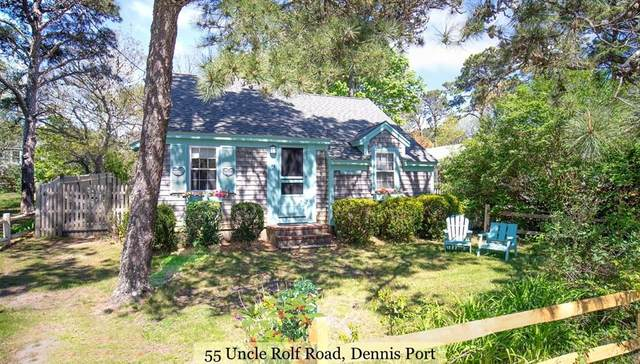 55 Uncle Rolf Rd, Dennis, MA 02639 (MLS #72660422) :: Exit Realty