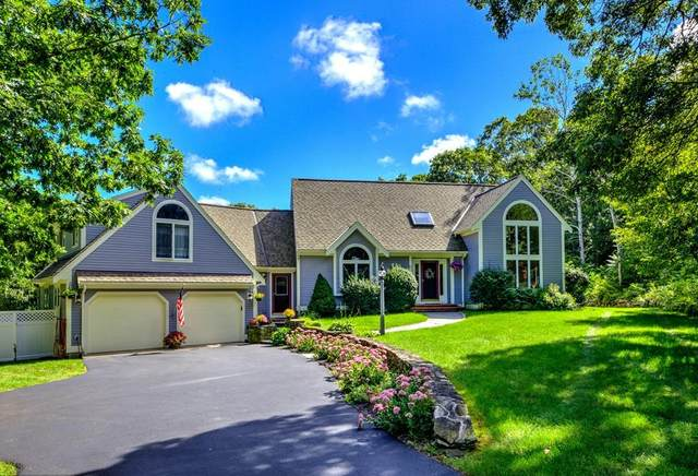 11 Village Dr, Sandwich, MA 02537 (MLS #72660453) :: Charlesgate Realty Group
