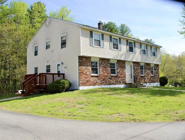 4 Colonial Rd #1, Windham, NH 03087 (MLS #72660483) :: Trust Realty One