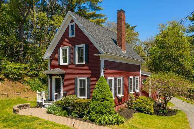 321 Essex Avenue, Gloucester, MA 01930 (MLS #72660508) :: The Gillach Group