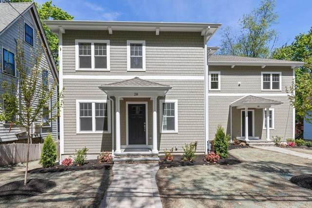 28 Circuit Ave A, Newton, MA 02461 (MLS #72660541) :: Conway Cityside