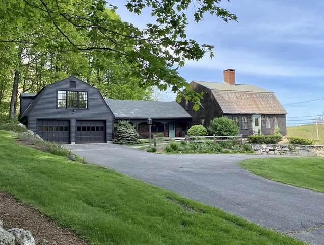 64 Kennedy Road, Northampton, MA 01053 (MLS #72660566) :: Kinlin Grover Real Estate