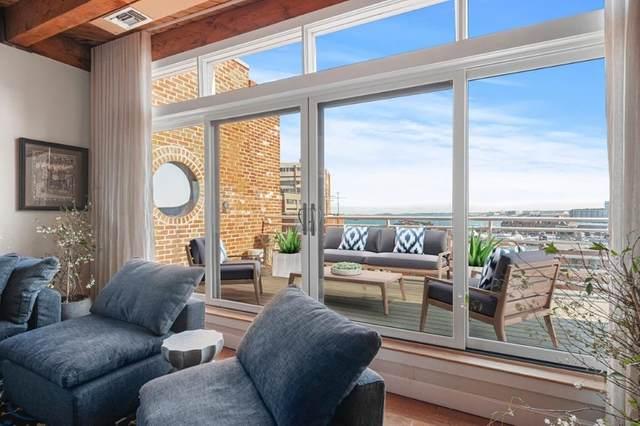 120 Fulton Street Ph7a, Boston, MA 02109 (MLS #72660586) :: The Duffy Home Selling Team
