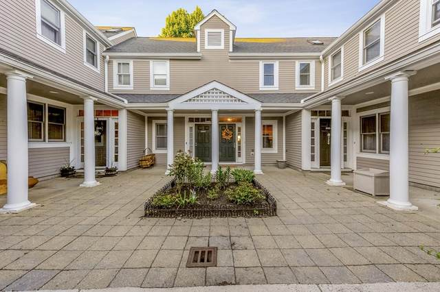 385 Neponset St D, Norwood, MA 02062 (MLS #72660595) :: Trust Realty One