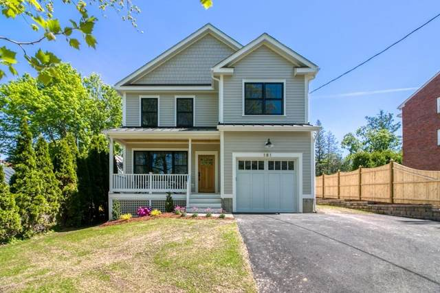 181 Round Hill Rd., Northampton, MA 01060 (MLS #72660704) :: Kinlin Grover Real Estate