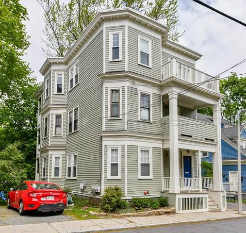 17 Glade Ave #1, Boston, MA 02130 (MLS #72660710) :: Conway Cityside