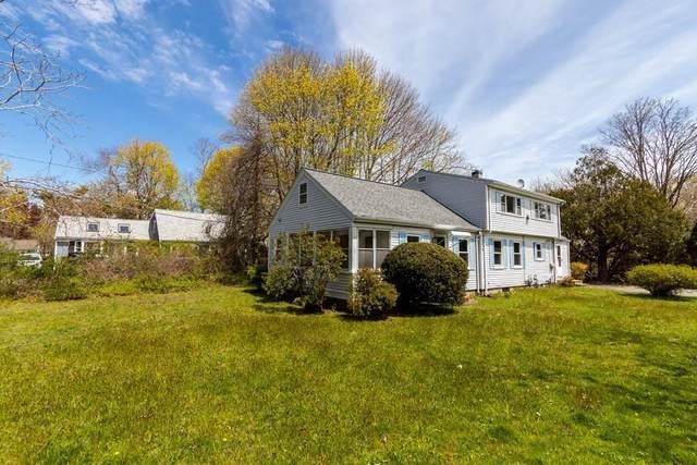 22 Wright Way, Falmouth, MA 02540 (MLS #72660751) :: Cosmopolitan Real Estate Inc.