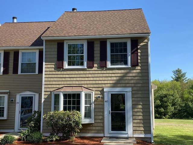 15 Culver St #40, Plaistow, NH 03865 (MLS #72660859) :: Trust Realty One