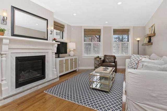 60 Winthrop Street #1, Boston, MA 02129 (MLS #72660887) :: Charlesgate Realty Group