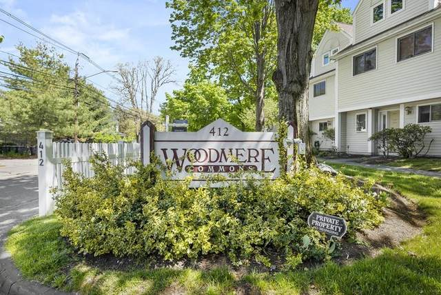 412-416 Parker St M, Newton, MA 02459 (MLS #72661086) :: Conway Cityside