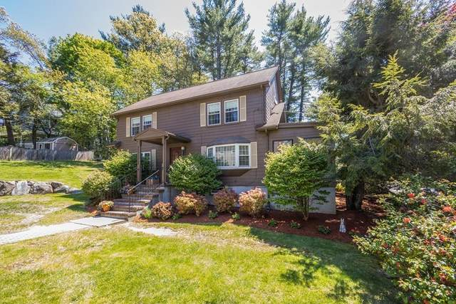 4 Ivanhoe Dr, Lynnfield, MA 01940 (MLS #72661087) :: Conway Cityside
