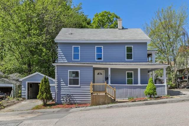 21 Cherry, Spencer, MA 01562 (MLS #72661188) :: Exit Realty