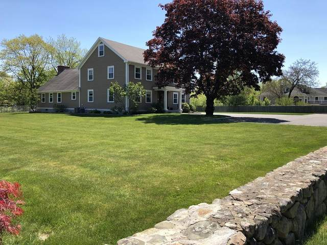 132 Thatcher Road, Westwood, MA 02090 (MLS #72661221) :: Trust Realty One
