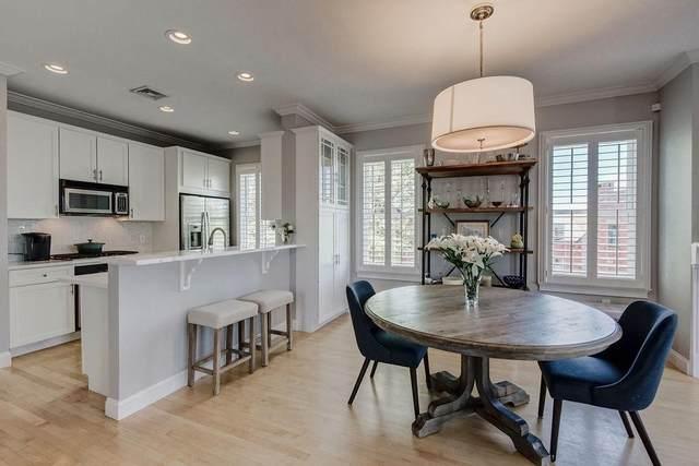 4 Mount Vernon Ave #3, Boston, MA 02129 (MLS #72661299) :: Charlesgate Realty Group