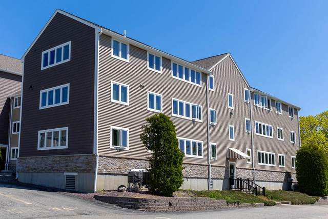 38 Dunham Rd #301, Beverly, MA 01915 (MLS #72661315) :: Trust Realty One