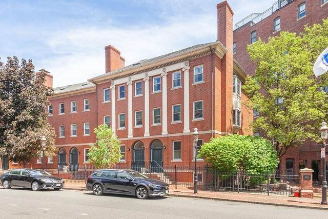 5 Main Street #5, Boston, MA 02129 (MLS #72661333) :: Westcott Properties