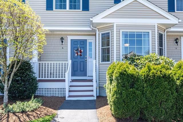 6 Old Cedar Village #6, Bridgewater, MA 02324 (MLS #72661338) :: Trust Realty One