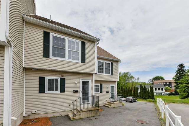 17 Andover St #4, Peabody, MA 01960 (MLS #72661344) :: Trust Realty One
