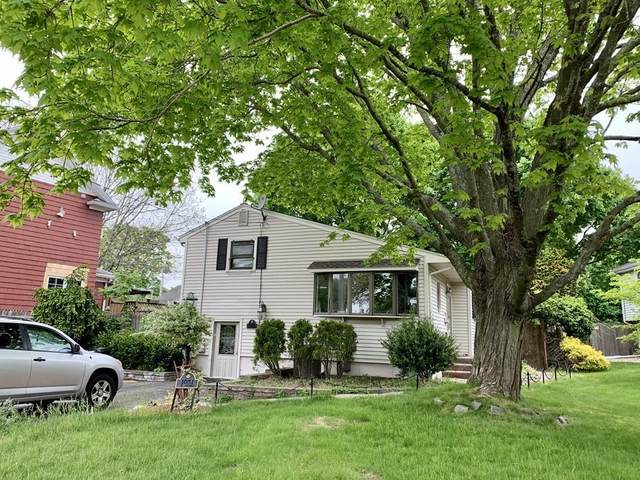 244 North Ave, Brockton, MA 02302 (MLS #72661432) :: Trust Realty One