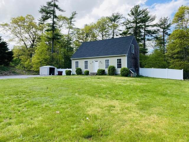 14 Wayside Drive, Middleboro, MA 02346 (MLS #72661457) :: Trust Realty One