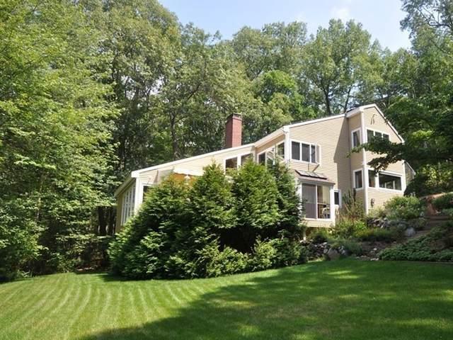 517 Annursnac Hill Rd, Concord, MA 01742 (MLS #72661542) :: Trust Realty One
