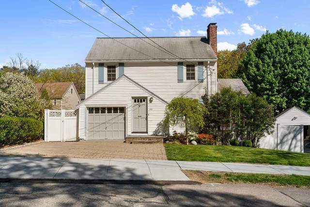 166 Payson Rd, Brookline, MA 02467 (MLS #72661577) :: Conway Cityside