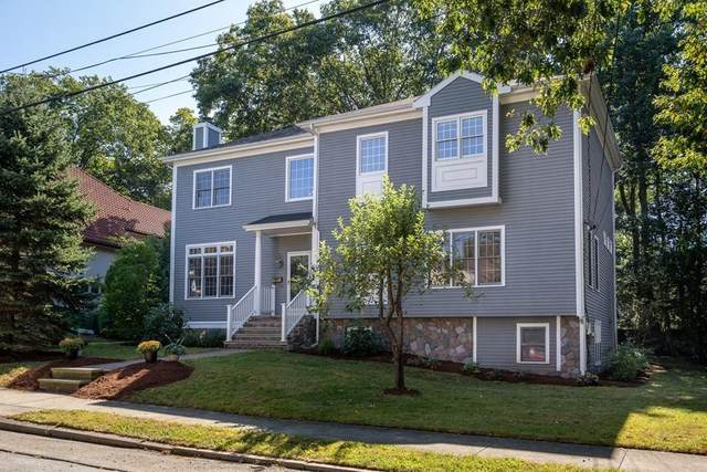 32 Sycamore Rd, Newton, MA 02459 (MLS #72661614) :: Conway Cityside