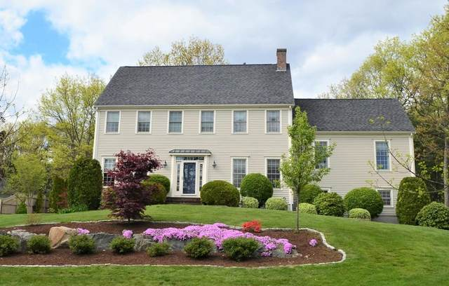12 Harvestwood Lane, Mansfield, MA 02048 (MLS #72661617) :: Spectrum Real Estate Consultants