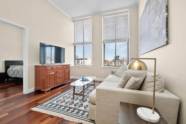 841 Parker Street #301, Boston, MA 02120 (MLS #72661667) :: Charlesgate Realty Group