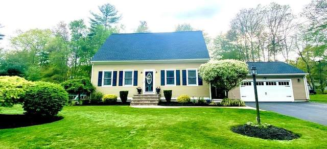 9 Elderberry Drive, Acushnet, MA 02743 (MLS #72661680) :: DNA Realty Group
