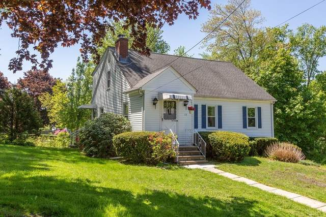 17 Mckinley Ave, South Hadley, MA 01075 (MLS #72661730) :: NRG Real Estate Services, Inc.