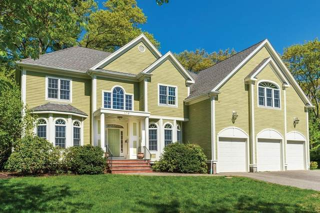 176 Rangeley Rd, Brookline, MA 02467 (MLS #72661733) :: Conway Cityside