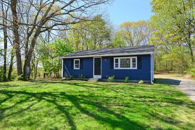 250 Mendon Rd, North Attleboro, MA 02760 (MLS #72661765) :: DNA Realty Group