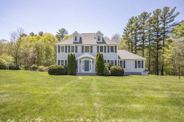 148 Buck Knoll Rd, Raynham, MA 02767 (MLS #72661775) :: DNA Realty Group