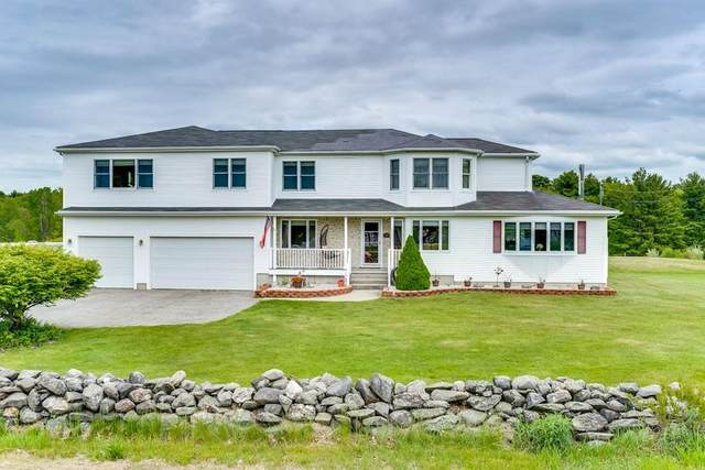 299 Turkey Hill Rd, Belchertown, MA 01007 (MLS #72661804) :: NRG Real Estate Services, Inc.