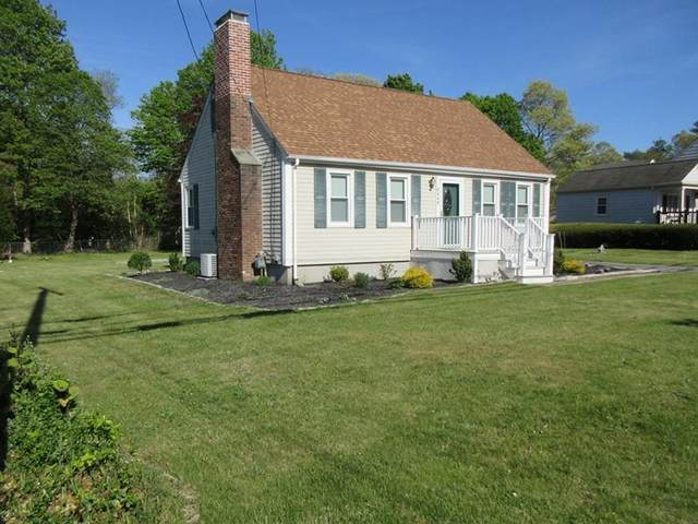 3448 Acushnet Ave, New Bedford, MA 02745 (MLS #72661835) :: DNA Realty Group
