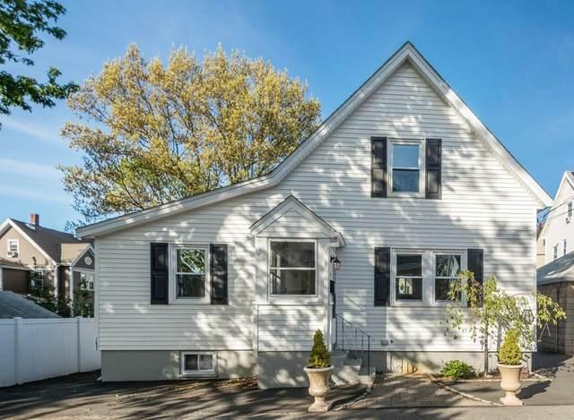 9 Queenwood Terrace, Malden, MA 02148 (MLS #72661870) :: Berkshire Hathaway HomeServices Warren Residential