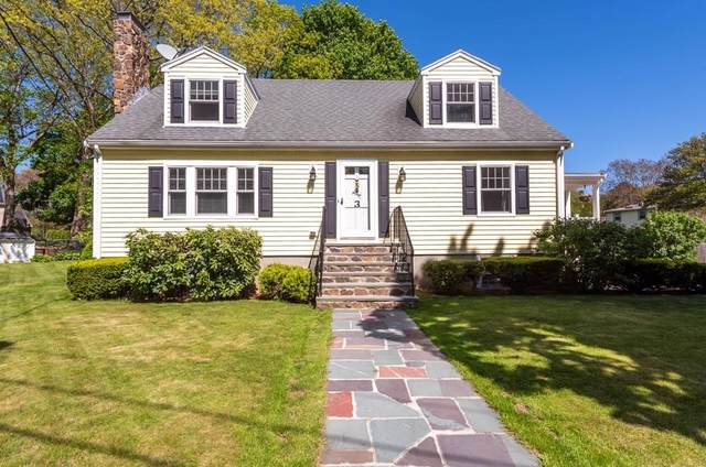 3 York Terr, Beverly, MA 01915 (MLS #72662016) :: Trust Realty One