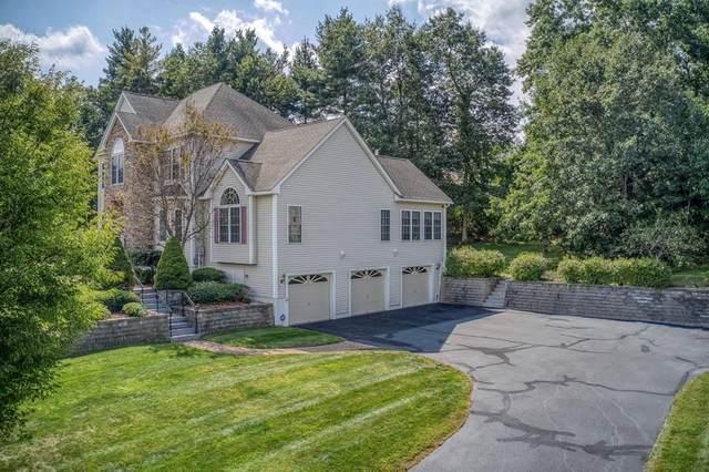 23 Tanglewood Drive, Nashua, NH 03062 (MLS #72662047) :: Berkshire Hathaway HomeServices Warren Residential