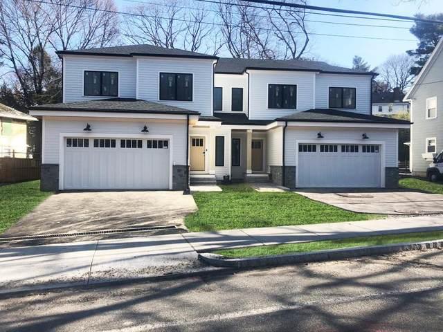 960 Walnut Street A, Newton, MA 02461 (MLS #72662053) :: Trust Realty One
