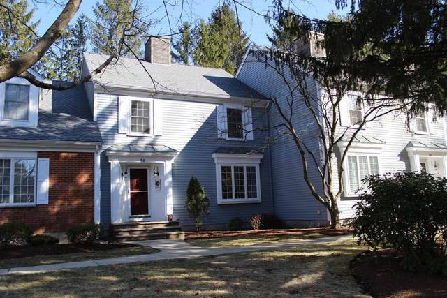 14 Greystone Dr #14, Middleton, MA 01949 (MLS #72662080) :: The Gillach Group