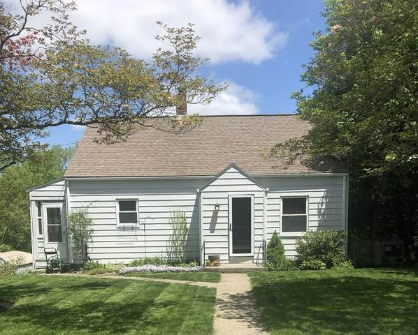 152 Southbridge Rd, Dudley, MA 01571 (MLS #72662101) :: Exit Realty