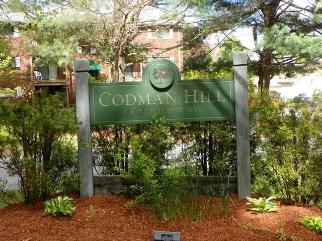 294 Codman Hill Rd 1F, Boxborough, MA 01719 (MLS #72662135) :: DNA Realty Group