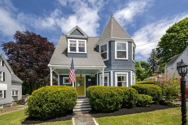 55 Torrey Street, Weymouth, MA 02190 (MLS #72662151) :: The Seyboth Team