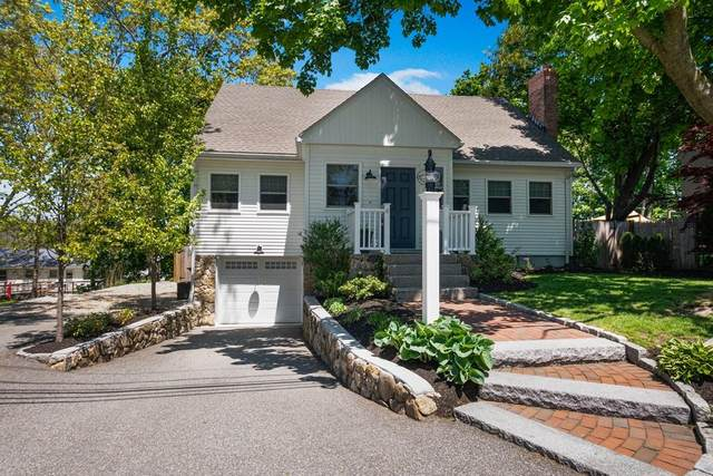 6 Rumford Park Ave, Woburn, MA 01801 (MLS #72662155) :: The Seyboth Team