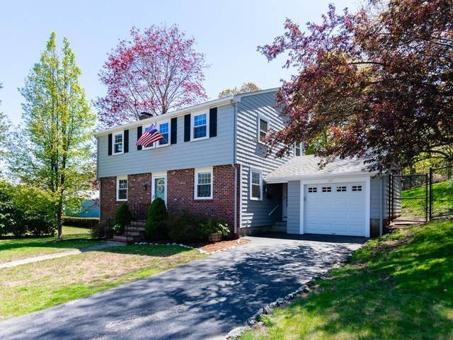 107 Colwell Dr, Dedham, MA 02026 (MLS #72662165) :: Trust Realty One
